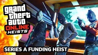 GTA 5 Heists DLC Update - DRUG YACHT HEIST!!! GTA 5