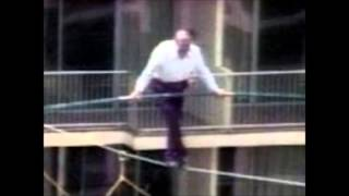 Karl Wallenda The Silent Fall