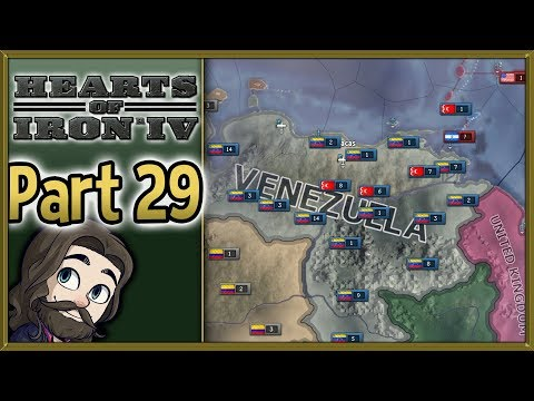 The Love Boat Expands! - Hearts of Iron 4 Multiplayer - Part 29