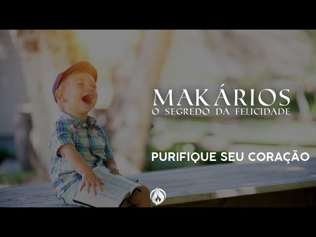 PURIFIQUE SEU CORAÇÃO - Pb. André Levi