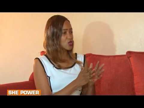 Lunar Odawa on She Power with Nelly Milya - Pt 1