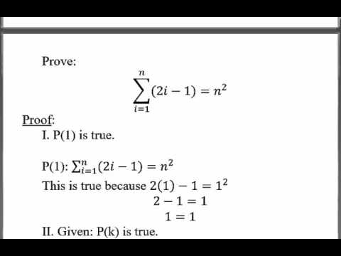 proof by induction examples pdf