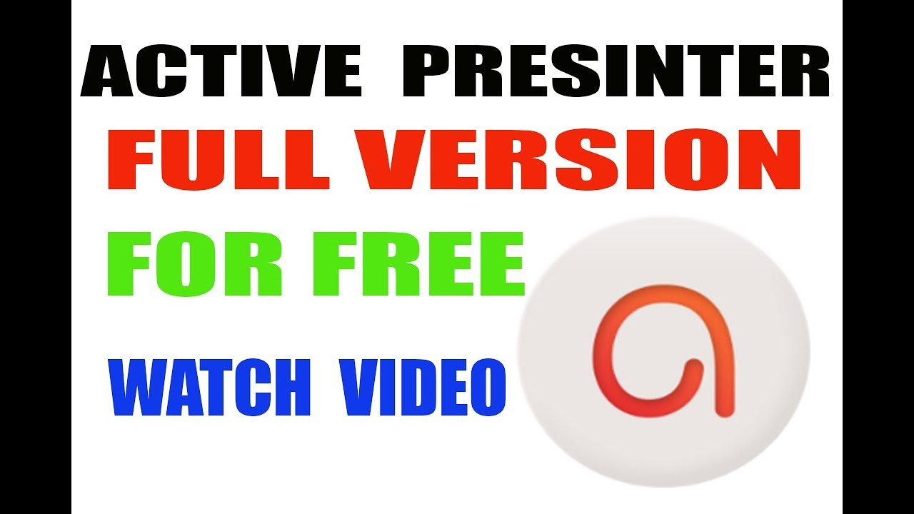How To Install ActivePresinter V6.1.0  Full Version with CRACK
