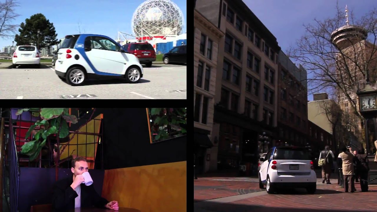 Car2go Vancouver Youtube