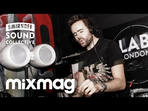 GARETH EMERY in The Lab LDN