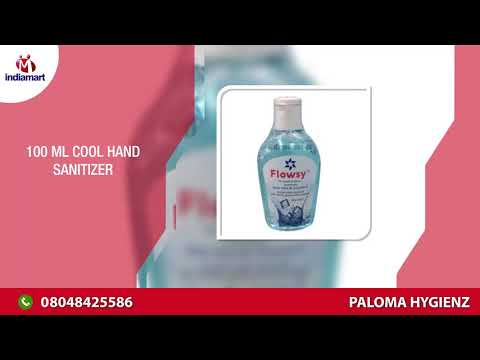 Flowsy Rose Flavour Hand Wash Rs 245 00 Gallon Paloma Hygienz