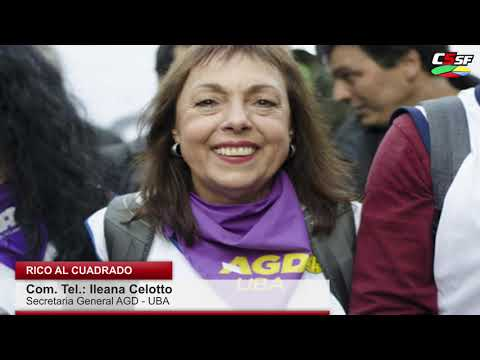 Ileana Celotto: Estamos enfrentando este ajuste