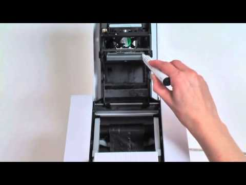 Evolis Primacy ID Card Printer   How to do an advanced printhead cleaning