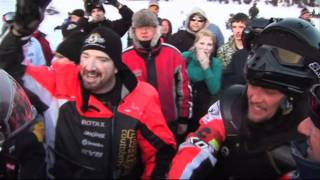 Snowmobiler TV Cain's Quest Show Part 4