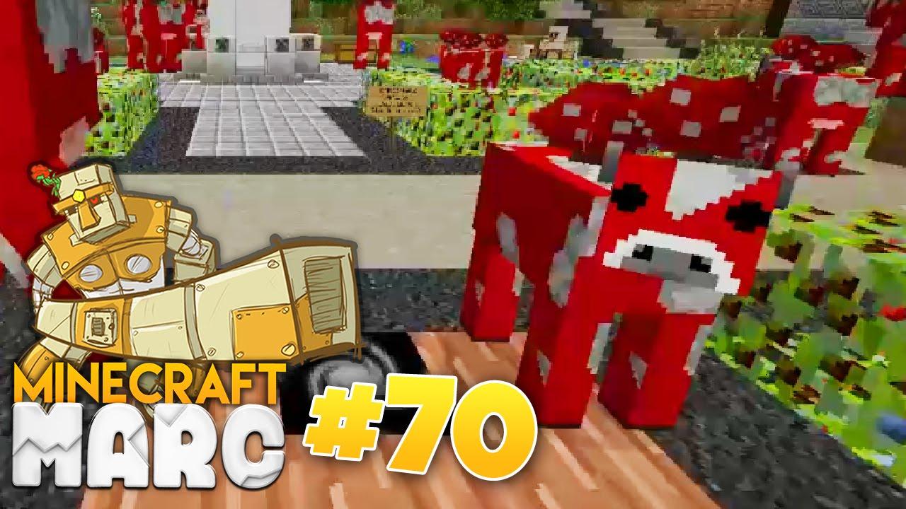 Ein Stadt Voll Marcs KÜHE Minecraft MUUH - Minecraft lustige hauser