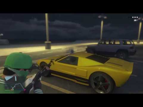 Life in los Santos...»GTA funny moments« featuring:Infamously zen