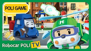 Posty! I'll fix you. | Robocar POLI CITY GAME