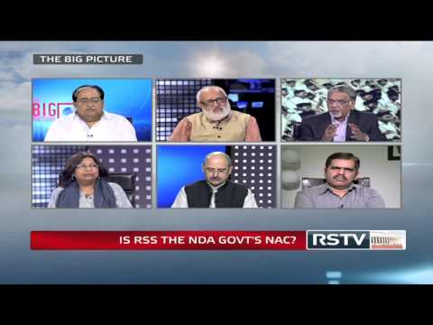 The Big Picture - Is RSS the NDA Govt's NAC?