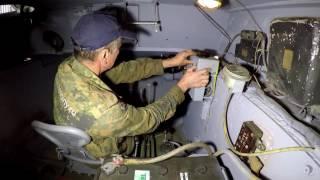 Як заводити КВ 1 - справжній танк