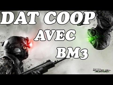 Splinter Cell Blacklist : DAT COOP /w BeastModeIII