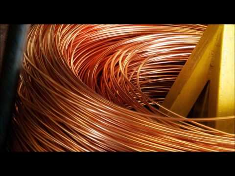 Copper prices have risen sharply.