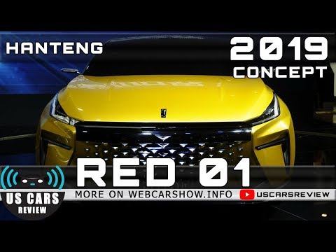 2019 HANTENG RED 01 CONCEPT Review Release Date Specs Prices
