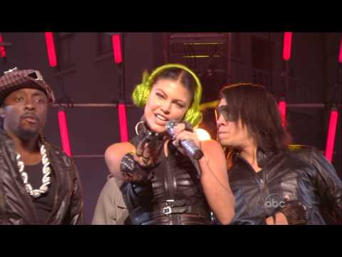 - HD - Black Eyed Peas -  Boom Boom Pow   (Jimmy Kimmel Live) mp3