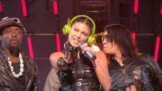 - HD - Black Eyed Peas -  Boom Boom Pow   (Jimmy Kimmel Live)