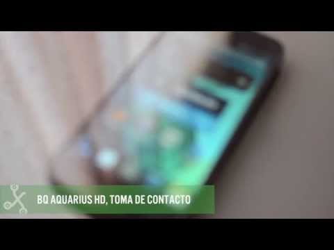 Bq Aquaris 5 HD, análisis