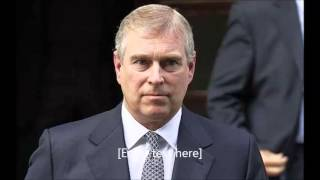 Prince Andrew named in underage 'sex slave' case