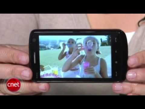 HTC Touch HD Review!