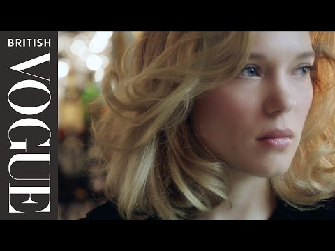 Léa Seydoux on How To Be A Bond Girl  All Access Vogue  British Vogue