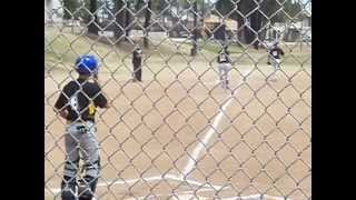 WATCH YOUR FEET! FASTEST YOUTH BASEBALL PLAYER IN THE NATION TAGS UP CHARGES HOME!!!