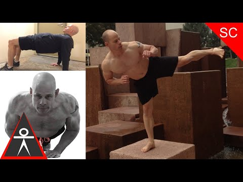 8 Best Bodyweight Exercises for Martial Arts
