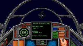 Wing Commander 2 - Mission 1