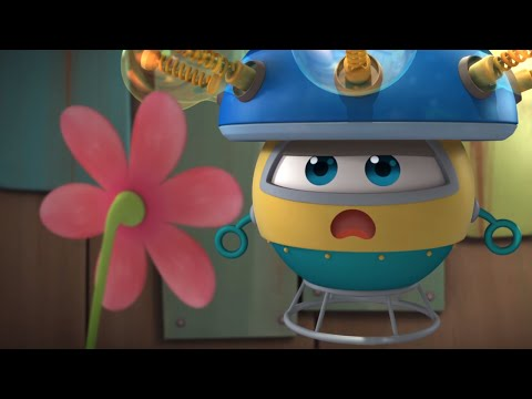 Марин и его друзья - Подводные истории - Что случилось с Лоджиком - Мультфильмы для детей