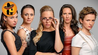 "Suburbia - Women on the Edge | Trailer from the Austrian cult series ""Vorstadtweiber"""