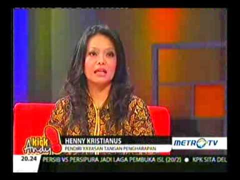Kick Andy PENDIRI YAYASAN TANGAN PENGHARAPAN Part 2 13 Februari 2015