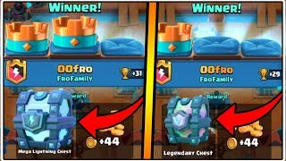 HOW TO GET A FREE LEGENDARY CHEST AND MEGA LIGHTING CHEST IN CLASH ROYALE | FREE LEGENDARY CARD!