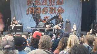 Grand Magus - Forged in Iron/Crowned in Steel (Live At Sweden Rock Festival 2017)