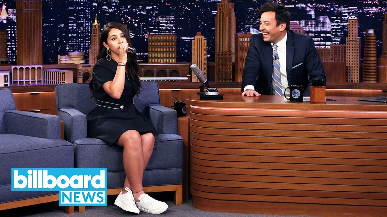 Watch Alessia Cara Perfectly Mimic Billie Eilish and Amy Winehouse on 'Fallon'