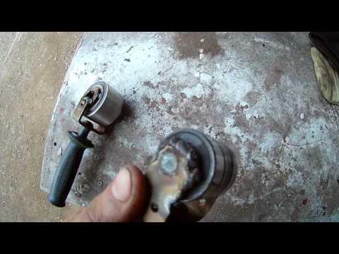 Как сделать Валик прикаточный для шумоизоляции