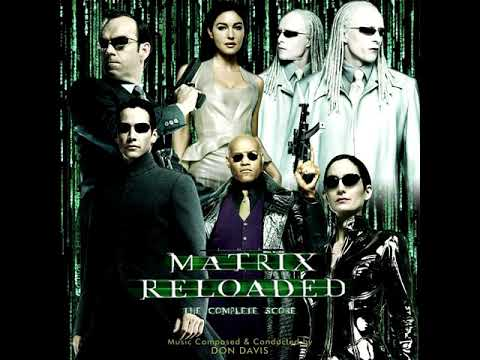 Download The Matrix Reloaded - Original Score