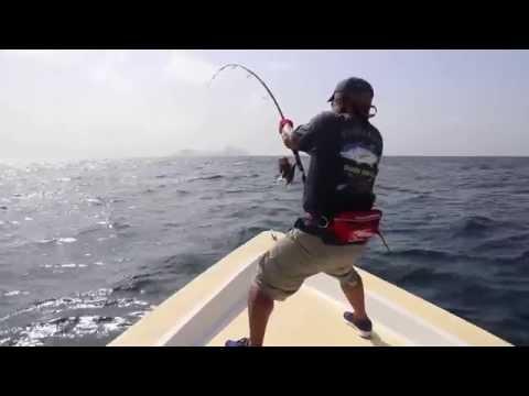 Monster GT Hallaniyat Island Oman with Fisherman
