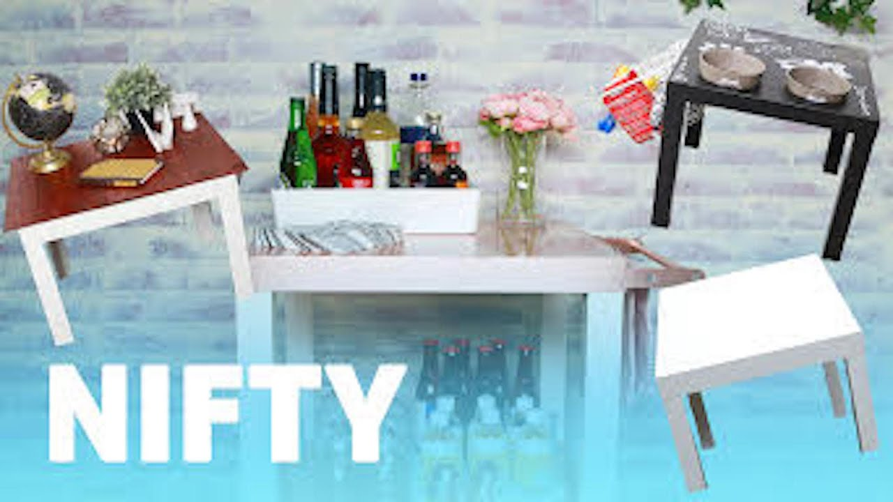 4 Easy Ways To Transform A Basic Table - YouTube