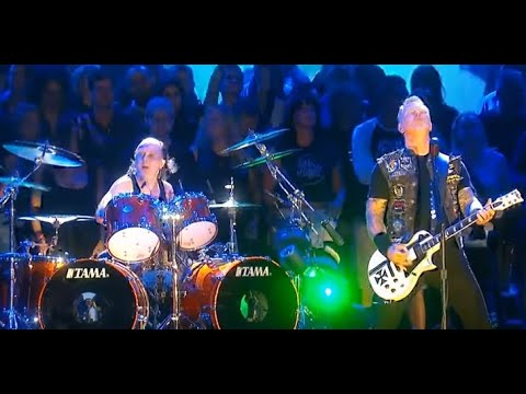 Metallica have up to 10 new songs started for a new album - James on 'The Fierce Life' podcast