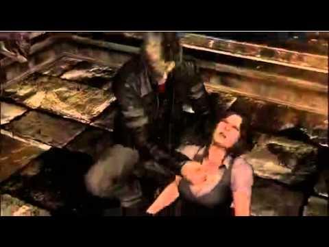 Resident Evil 6 - CO-OP w/gapethatass - Part 1