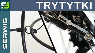 4 sprytne triki z trytytkami w rowerze, które mogą Cię uratować z opresji...