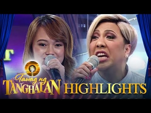 Vice Ganda salutes TNT contender Dorothy for her fighting spirit | Tawag ng Tanghalan