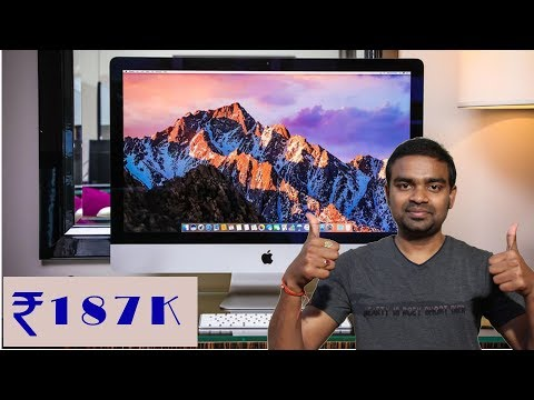 Apple 27 Inch IMac With Retina 5K Display - Edit Everything - ₹187K