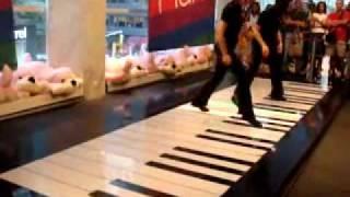 Bach - Floor Piano