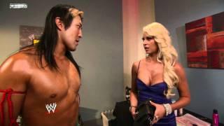 "WWE NXT: Yoshi Tatsu ""breaks up"" with Maryse"