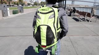 Movpak Electric Skateboard Backpack