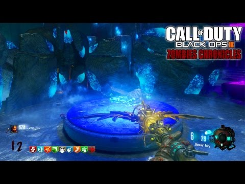 ALL REMASTERED STAFFS ORIGINS GAMEPLAY!!! - BO3 ZOMBIE CHRONICLES DLC 5 - BLACK OPS 3 ZOMBIES
