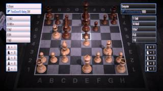 Taylor vs. Grand Master (Pure Chess Gameplay PS4)